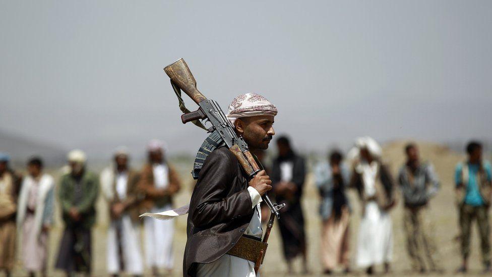 Houthi rebel