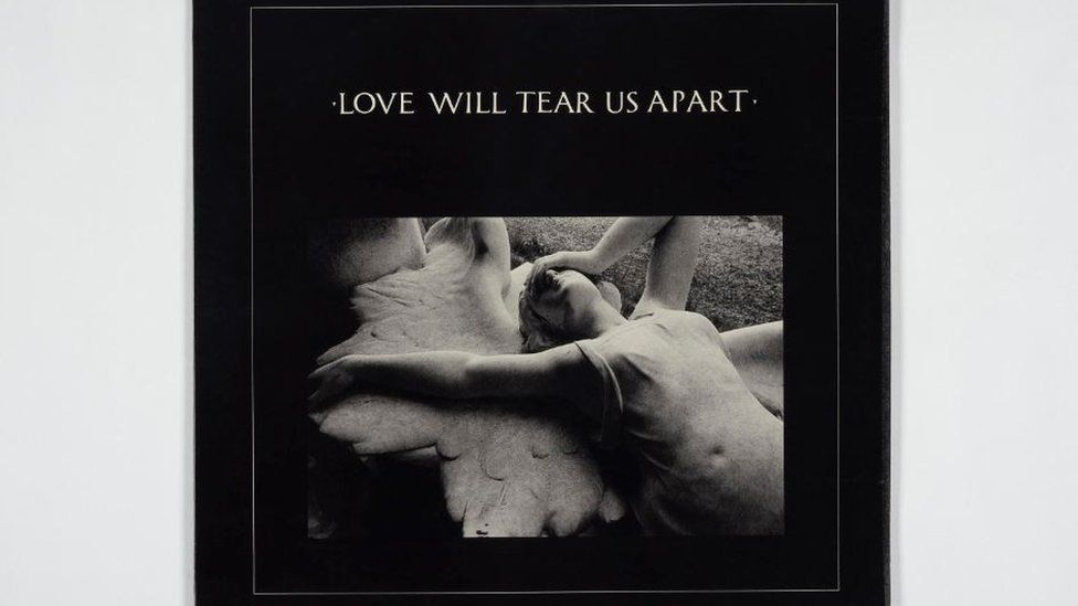 """FAC 23 - Joy Division - Love Will Tear Us Apart 12"""" single in picture sleeve"""
