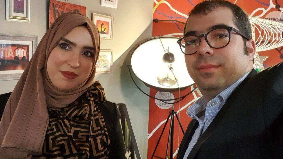 Asma Shuweikh and jewish father