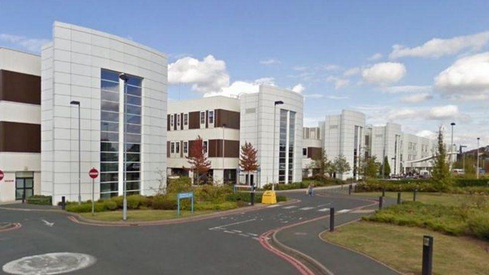 Russells Hall Hospital