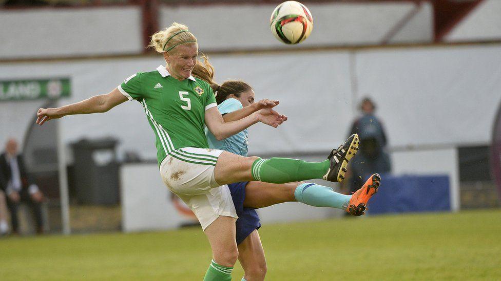 northern ireland womens football team
