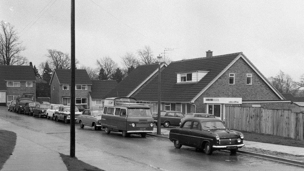 Lockington Crescent, Stowmarket
