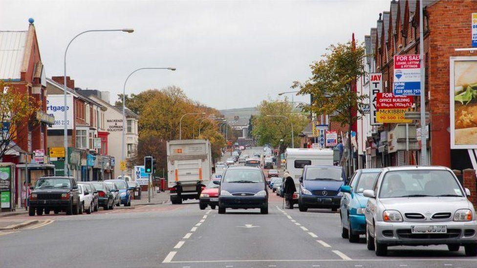Holywood Road
