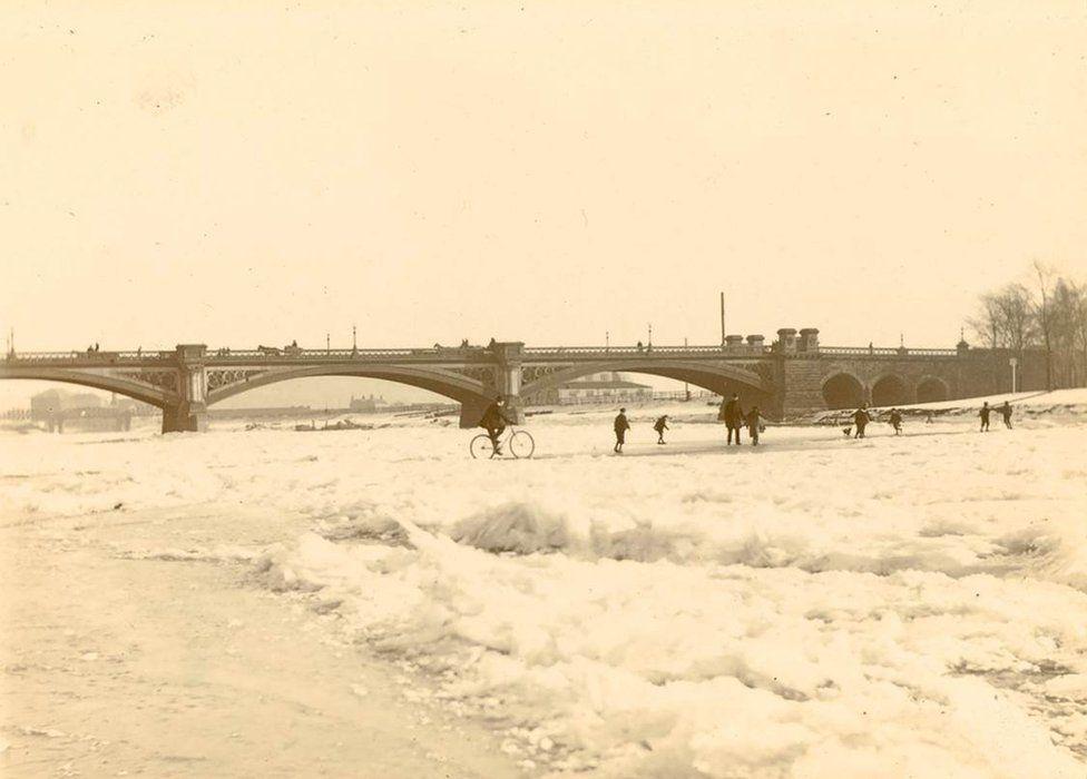 Frozen River Trent