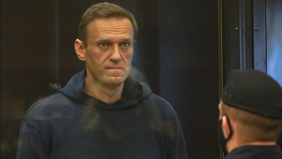 More protests called in Moscow to demand Navalny's release