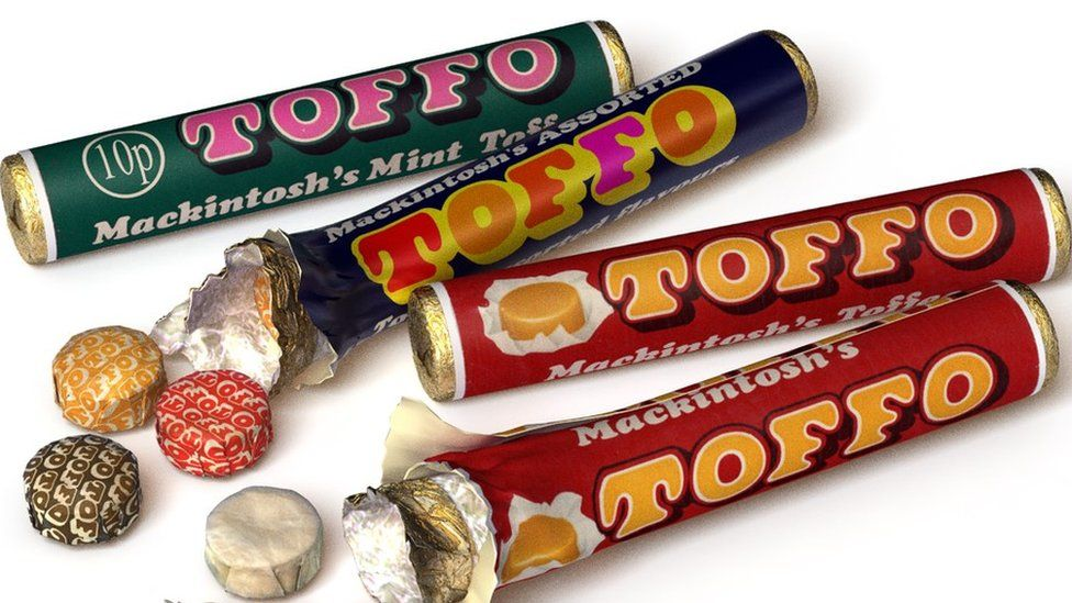 Why are retro sweets tasting success? - BBC News