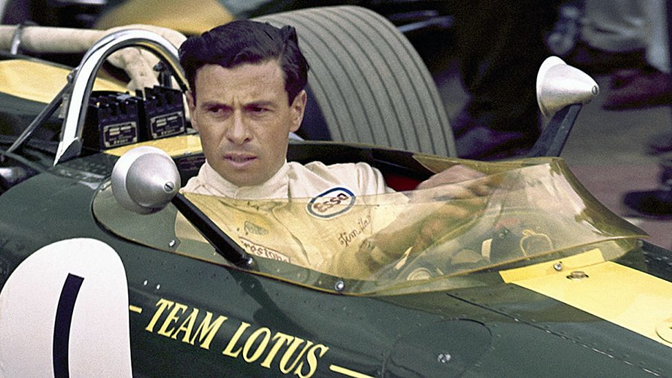 Racing legend Jim Clark fascinates new generation