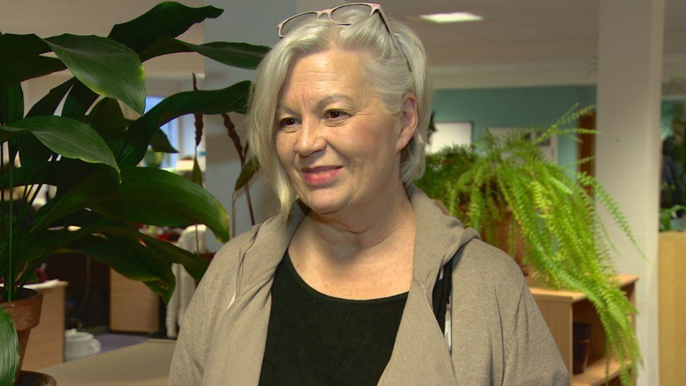 Marsha Scott from Scottish Women's Aid said she was excited by the new legislation