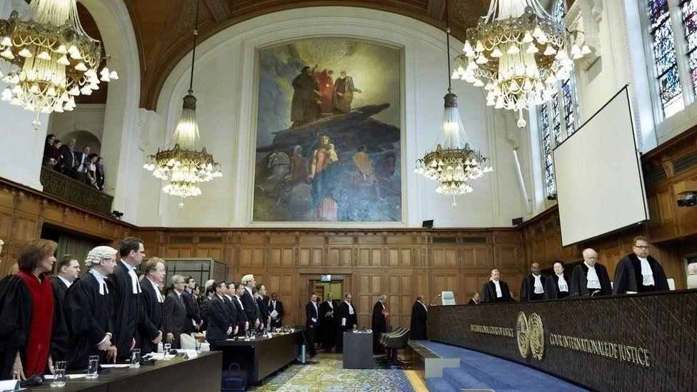 Украина против России в Гаагском суде: кто выиграл?
