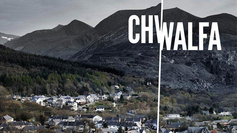 Poster Chwalfa