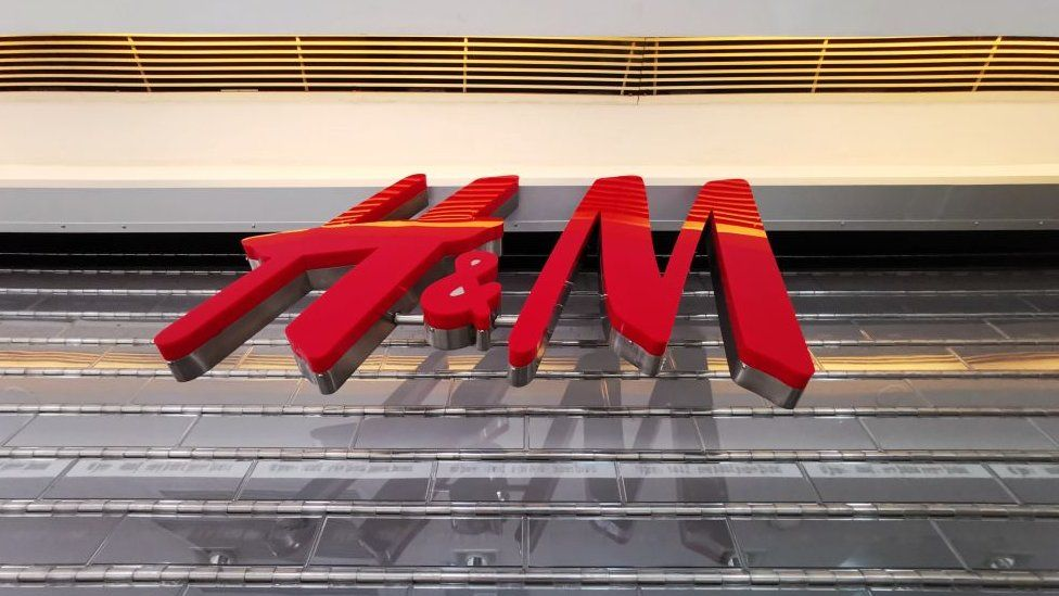 H&M Store in Guangzhou