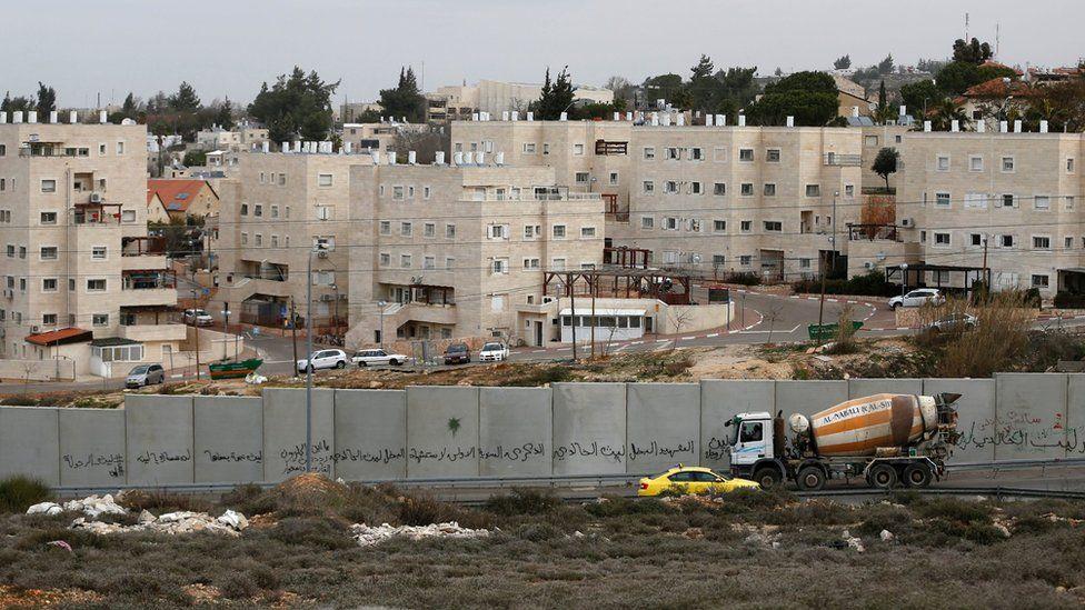 Israeli settlement of Beit El