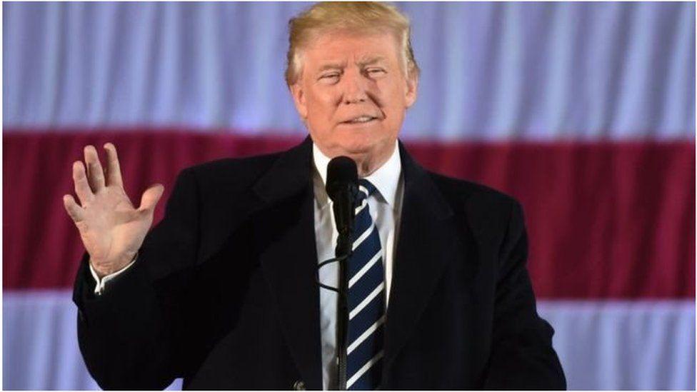 """ترامب: مزاعم تأثير روسيا على الانتخابات الأمريكية """"سخيفة"""""""