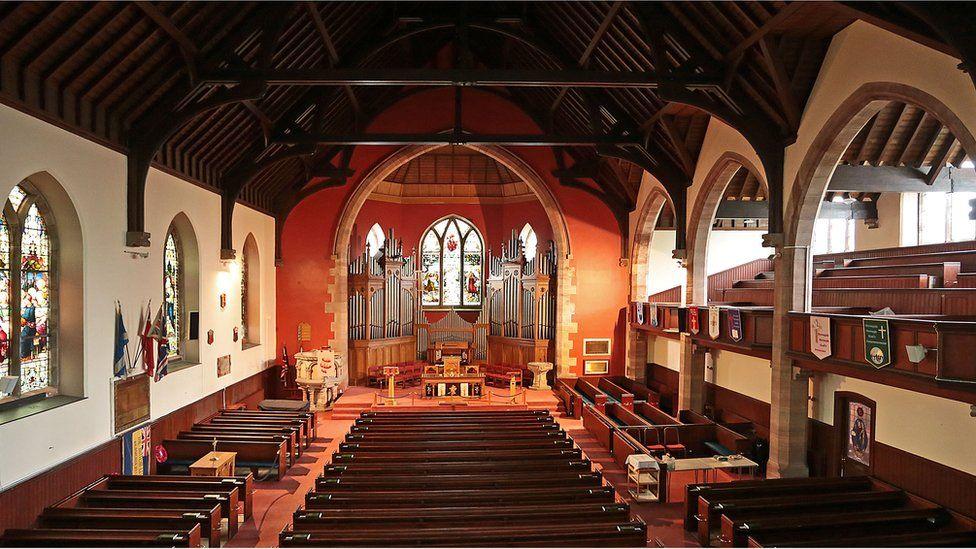 Kilbarchan West organ