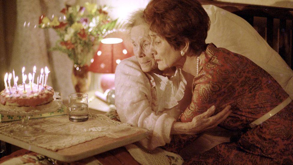 June Brown as Dot Cotton