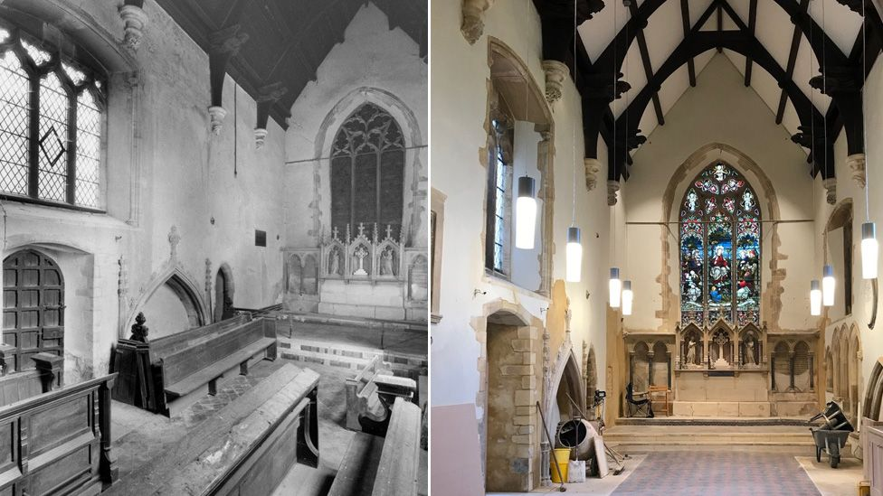 Bedfordshire church vestry and chancel to reopen after £300k renovation