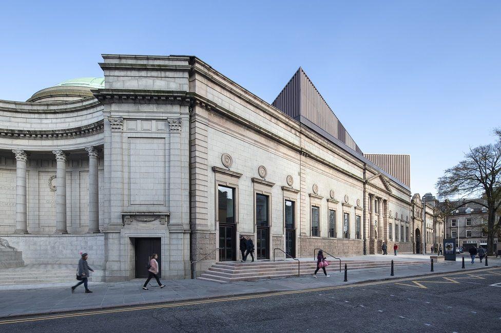 Aberdeen Art Gallery - Hoskins Architects