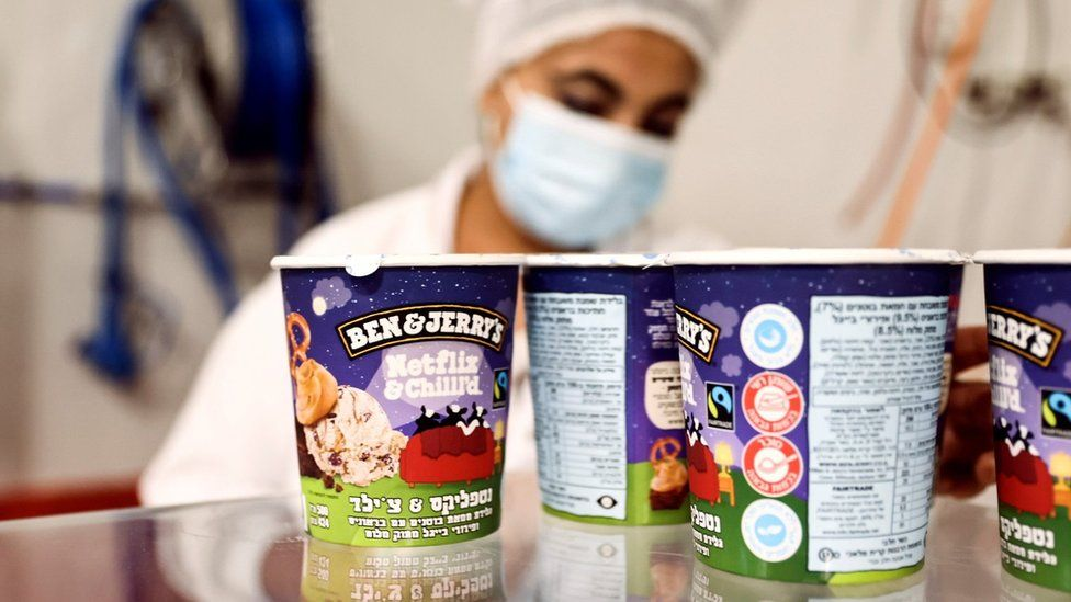 Israel PM warns Ben & Jerry's owner Unilever of consequences over sales ban thumbnail