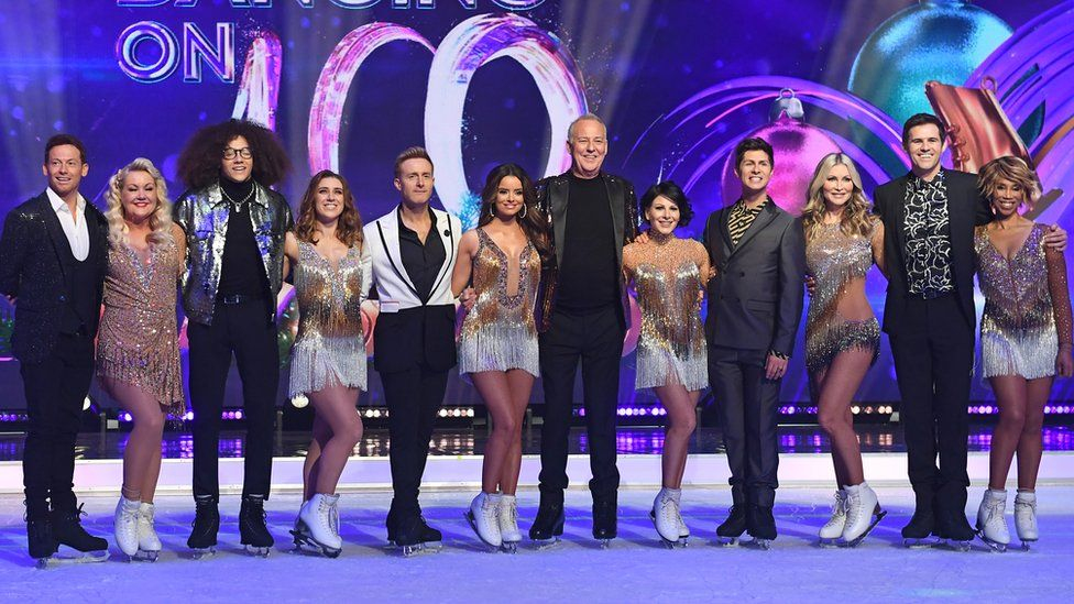 The celebrity skaters taking part in the latest series of Dancing on Ice