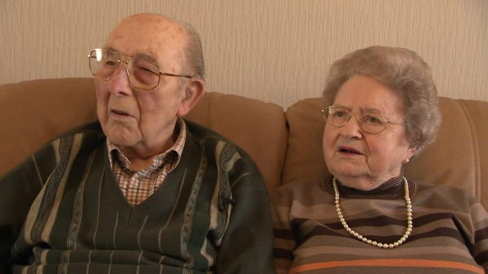 Tom and Muriel James