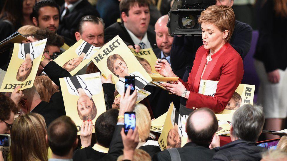 Sturgeon manifestos