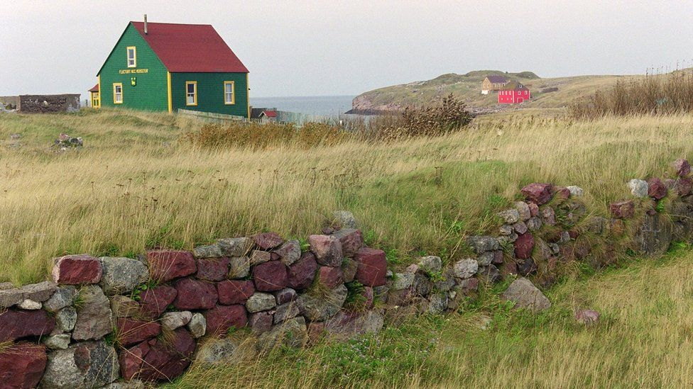 Cottages in St Pierre and Miquelon