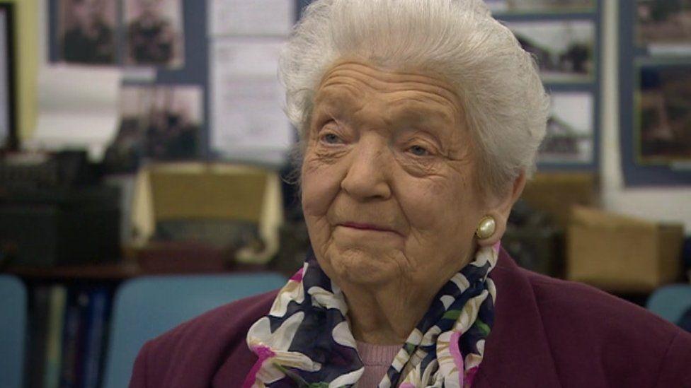 Marjorie Davies