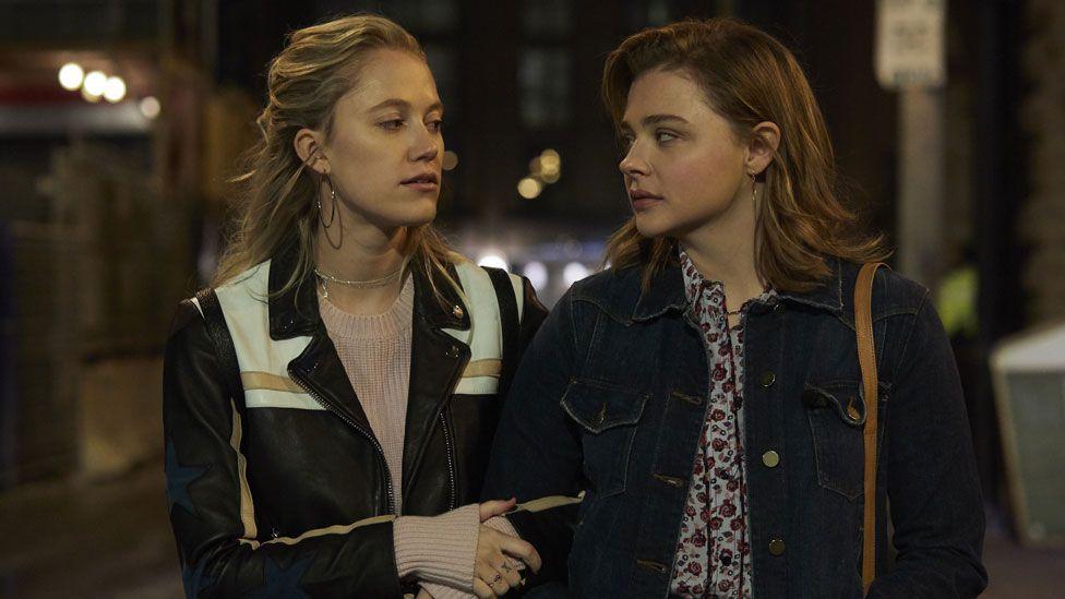 Frances and Erica in Greta