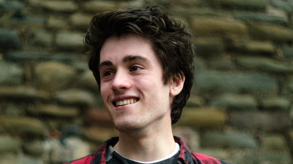 Bristol University student Scott Weavers