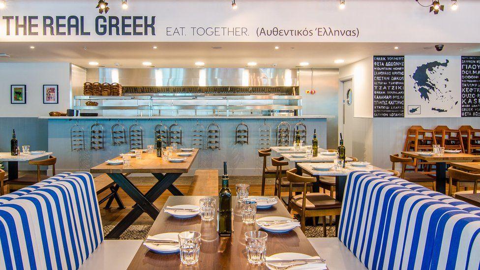 Real Greek restaurant