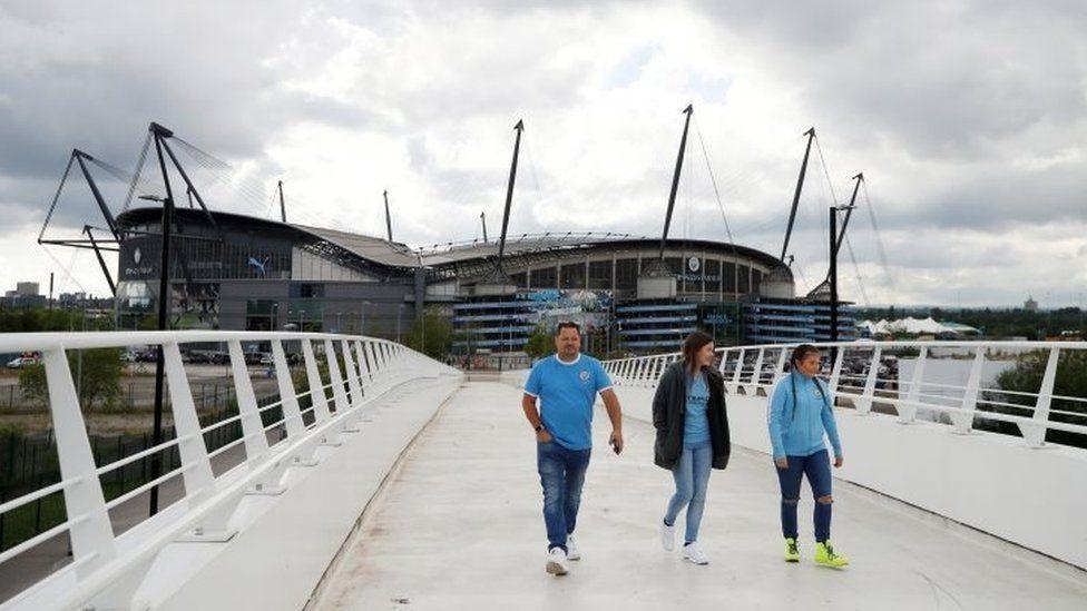 Premier League - Manchester City v Liverpool - Etihad Stadium, Manchester, Britain - July 2, 2020