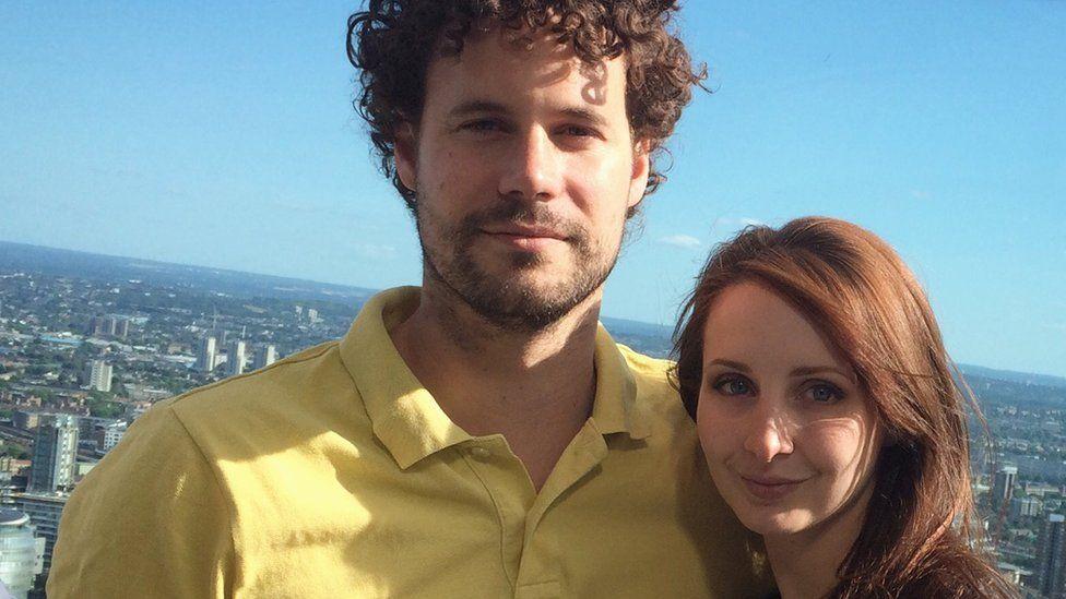 Alistair Stewart and Emily Clark