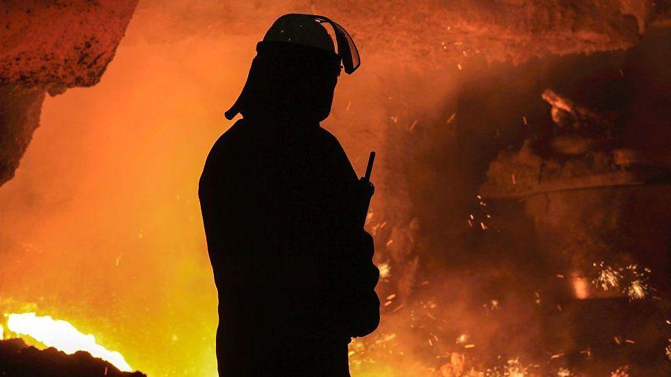 China's Jingye Group is taking over British Steel