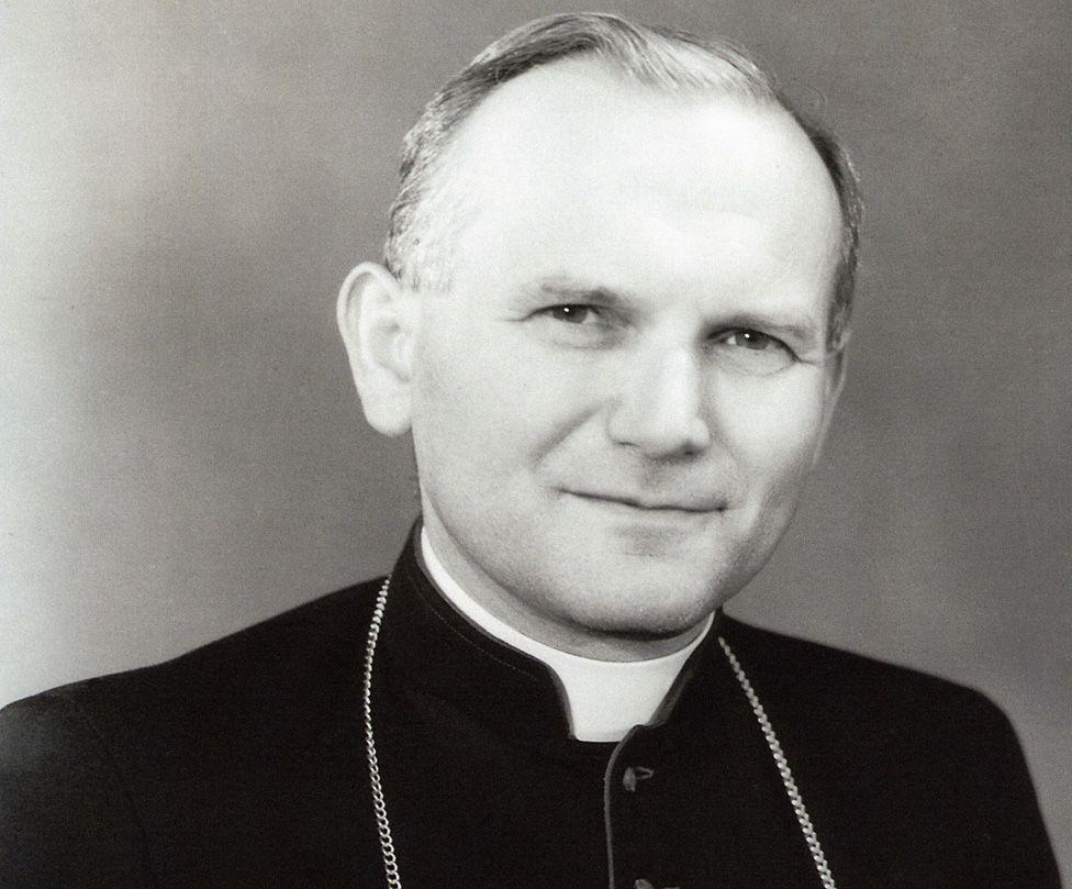 Cardinal Wojtyla