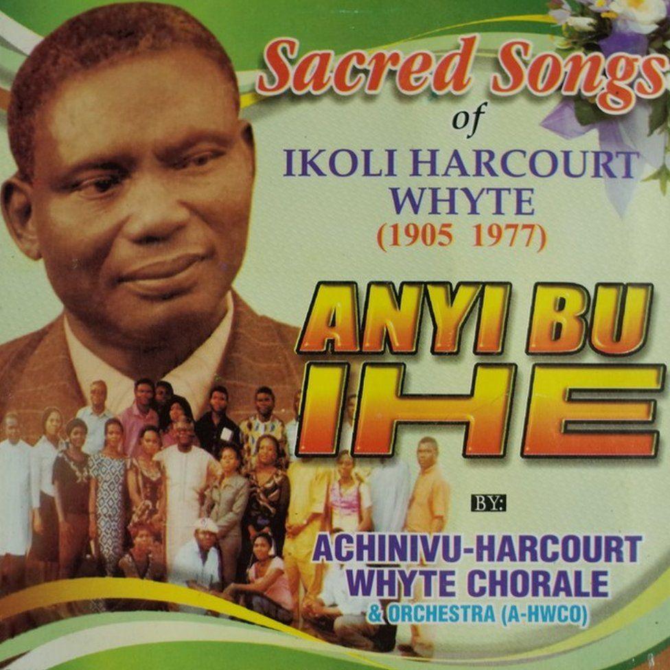 Cover of Ikoli Harcourt Whyte CD