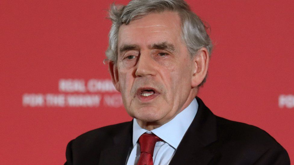 Gordon Brown: Union is 'sleepwalking into oblivion' amid nationalism
