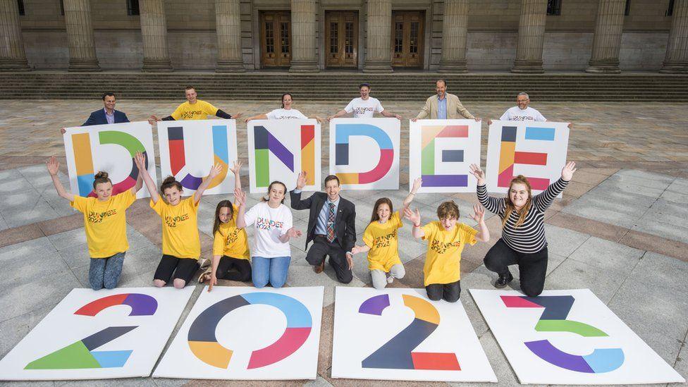 Dundee 2023 capital of Culture bid
