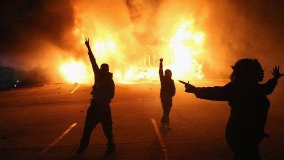 密蘇里州弗格森騷亂