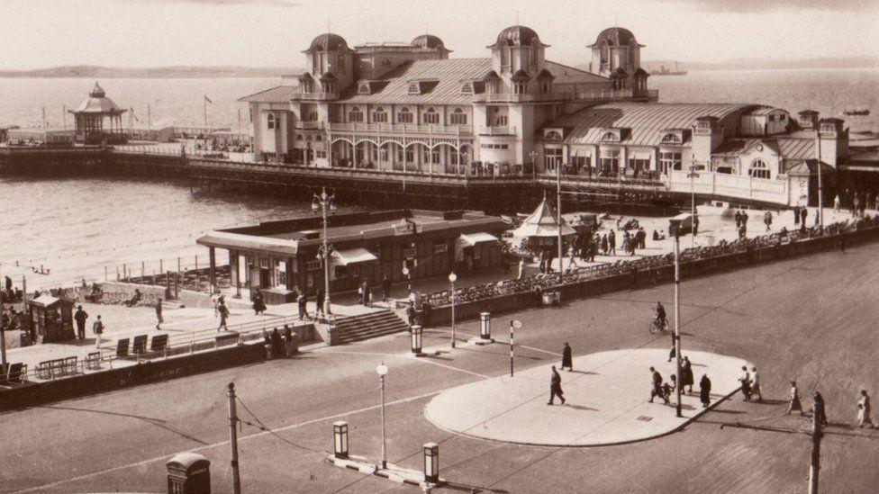 South Parade Pier post 1908