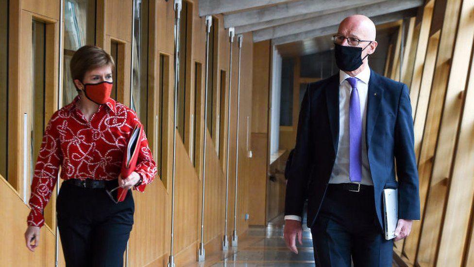 Sturgeon and Swinney