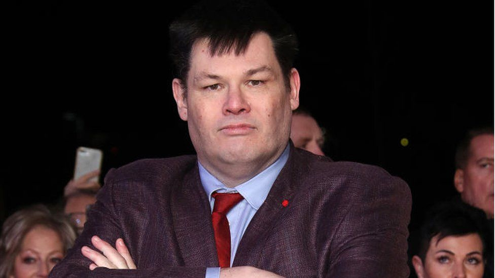 Mark Labbett AKA The Beast