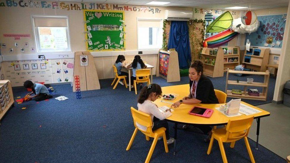 School in West Yorkshire