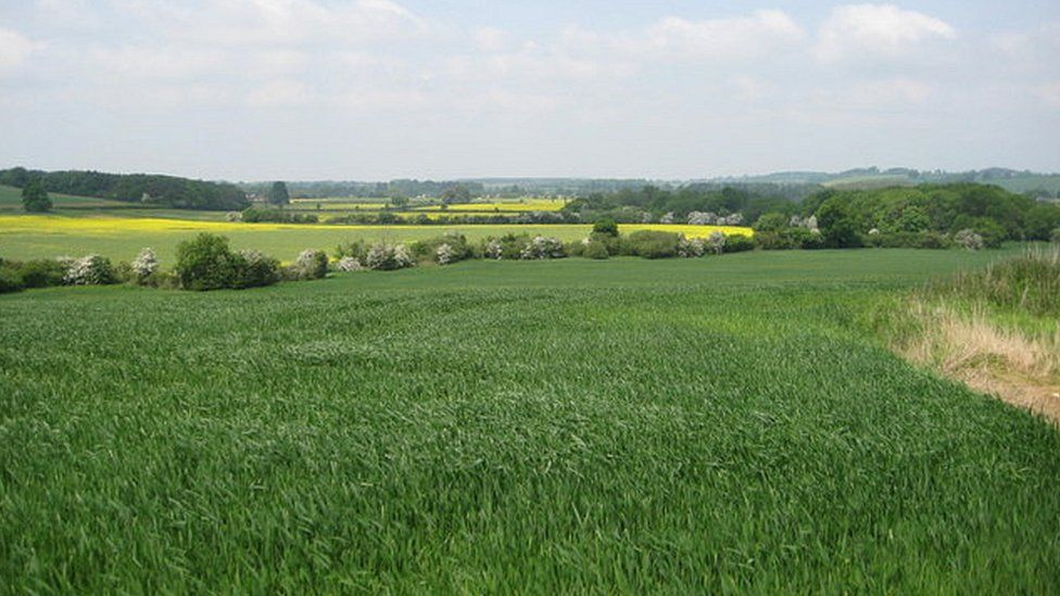 The Battle of Edgcote took place in this now tranquil vale close to the river Cherwel.