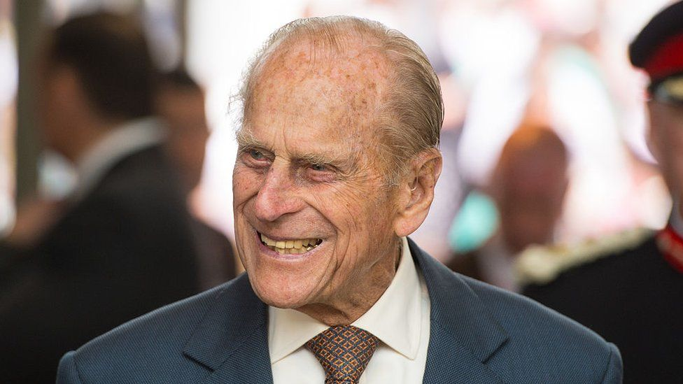 Prince Philip, Duke of Edinburgh visits the Cardiff University Brain Research Imaging Centre on June 7, 2016 in Cardiff, Wales