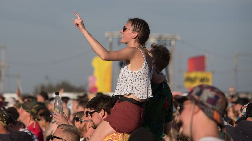 Leeds Festival in 2019