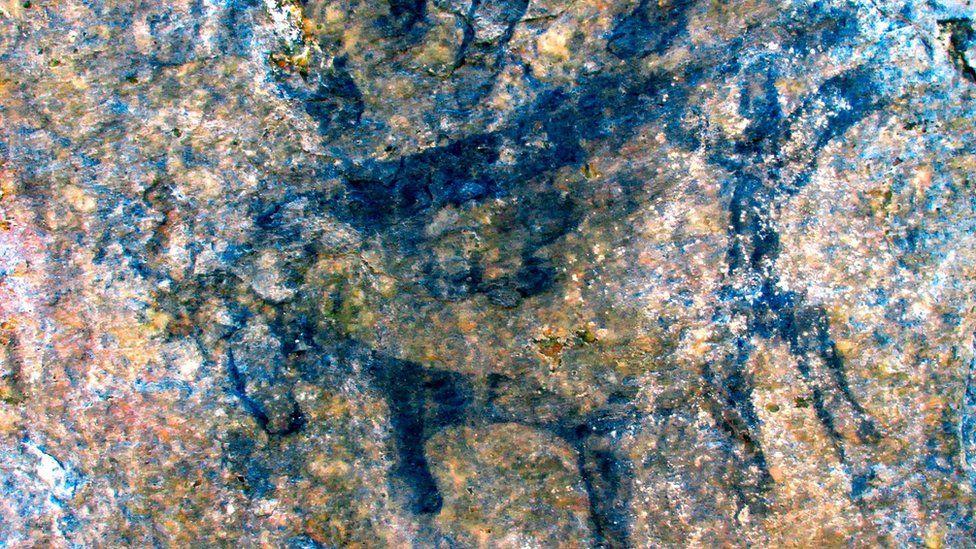 Perú: el misterio de las pinturas negras descubiertas en Machu Picchu