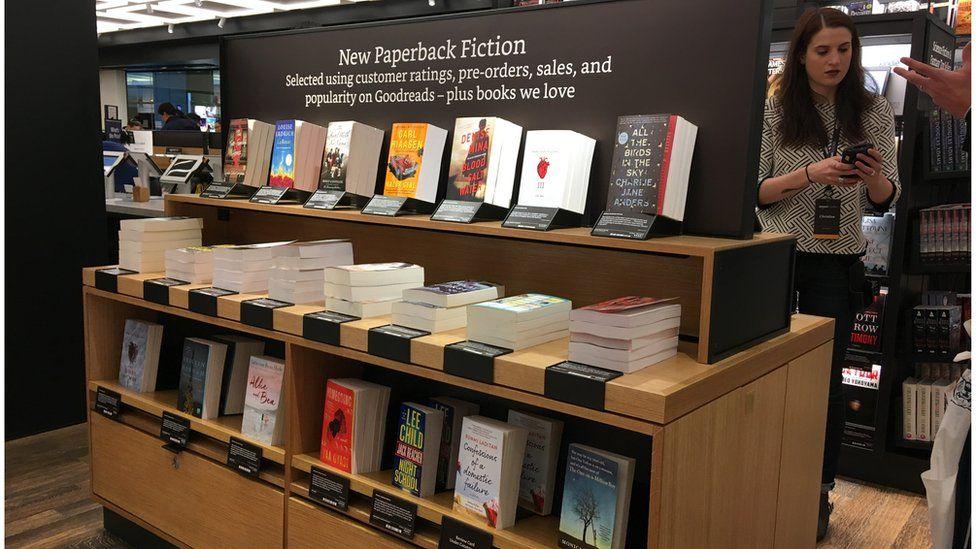 Amzon bookstore