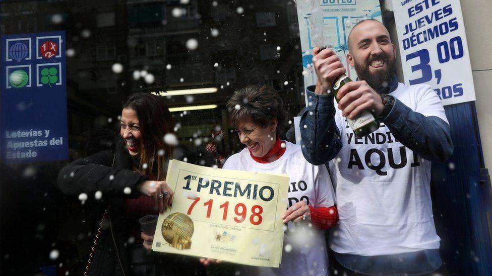 Celebrations in Madrid