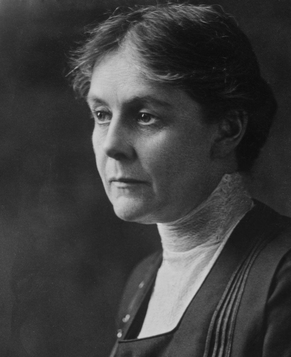Dr Alice Hamilton