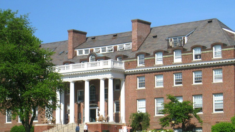 Choate Rosemary Hall in Connecticut